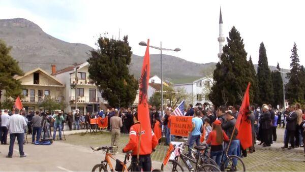 Albanci u Tuzi, Crna Gora - Sputnik Srbija