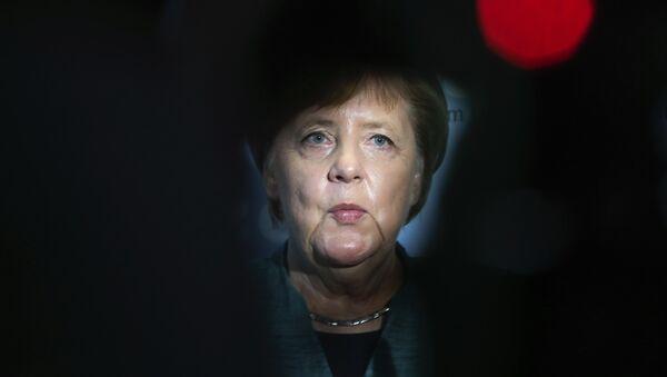 Немачка канцеларка Ангела Меркел - Sputnik Србија