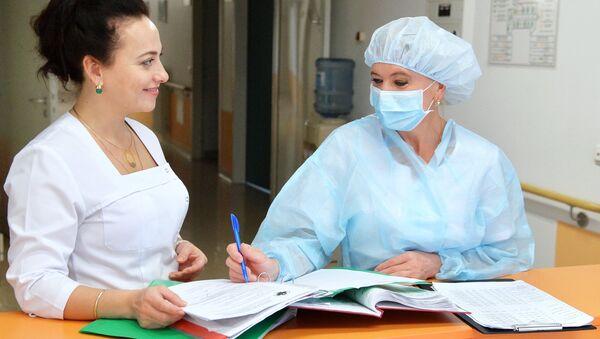Медицинска сестра - Sputnik Србија