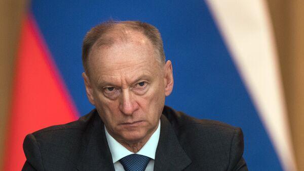 Sekretar Saveta bezbednosti Rusije Nikolaj Patrušev - Sputnik Srbija