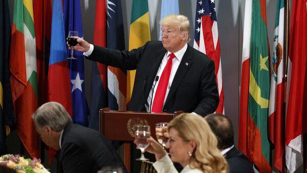 Donald Tramp - Sputnik Srbija