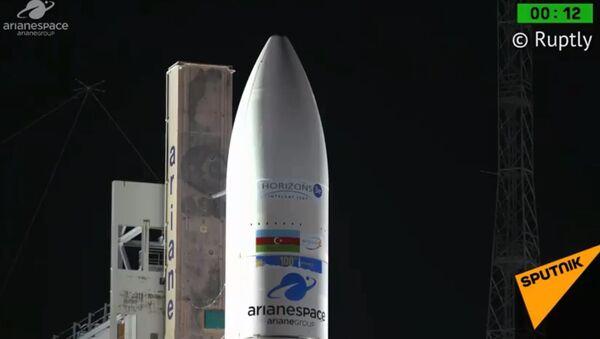 Raketa Arijana 5 krenula je u svoju stotu svemirsku misiju - Sputnik Srbija