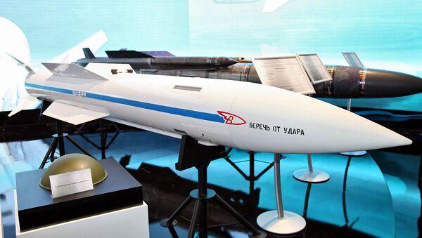 Ракета ваздух-ваздух Р-37 РВВ-БД - Sputnik Србија