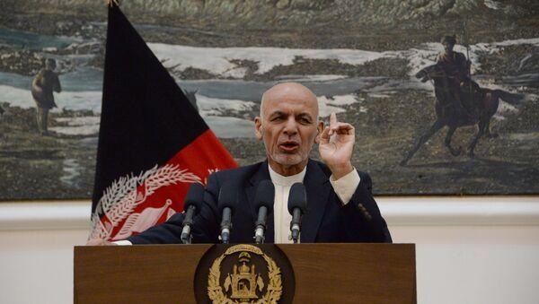 Predsednik Avganistana Ašraf Gani - Sputnik Srbija