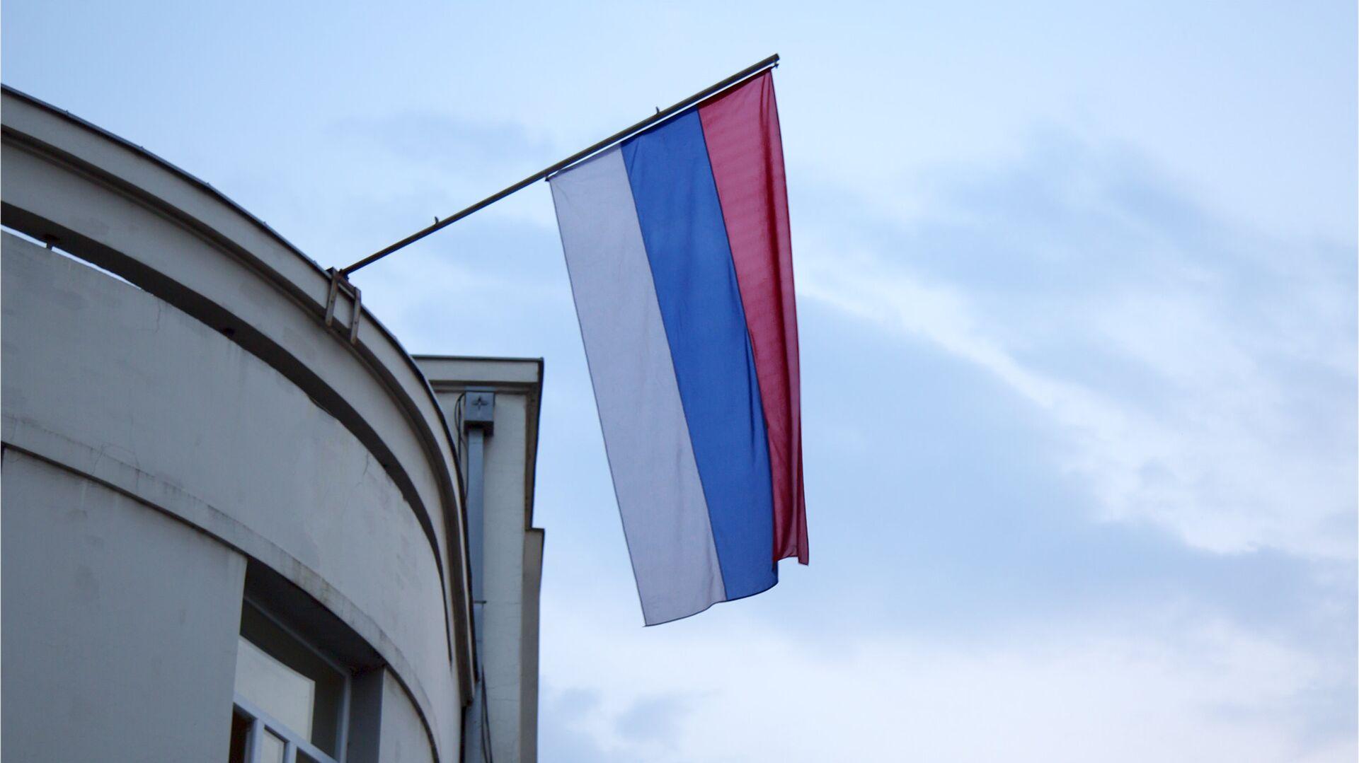 Zastava Republike Srpske  - Sputnik Srbija, 1920, 20.08.2021