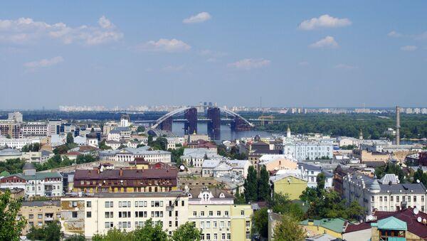 Pogled na Kijev, Ukrajina - Sputnik Srbija