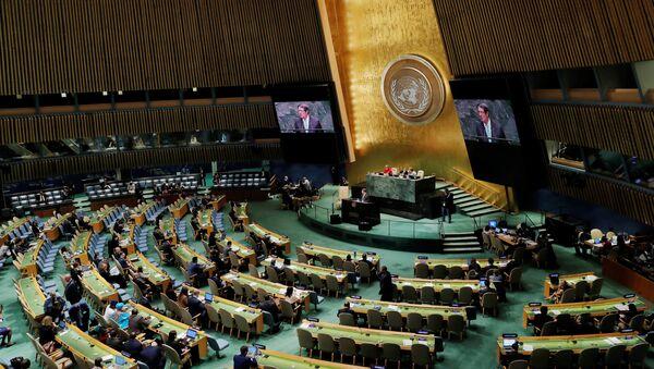 Generalna skupština UN - Sputnik Srbija