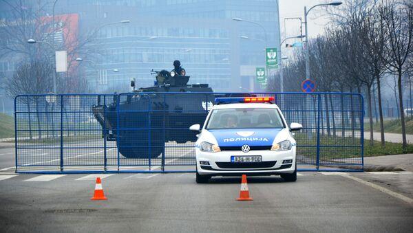 Полицијске снаге у РС - Sputnik Србија