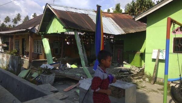 Posledice cunamija u Indoneziji - Sputnik Srbija