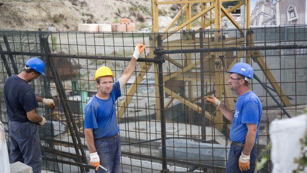 На тржишту рада међу најтраженијим су грађевински радници - Sputnik Србија