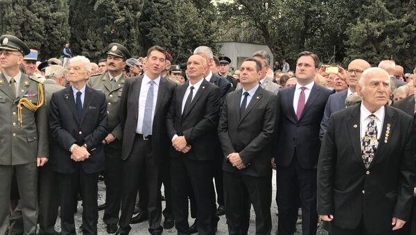 Centralna komemorativna proslava stogodišnjice proboja Solunskog fronta - Sputnik Srbija