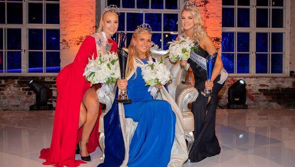 Mis Finske 2018. Alina Voronkova iz grada Pertunma - Sputnik Srbija