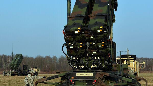 Američki protivraketni sistem Patriot u bazi u Poljskoj - Sputnik Srbija