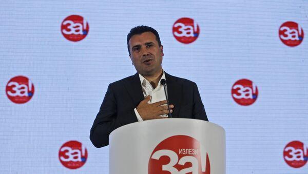 Zoran Zaev - Sputnik Srbija