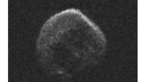 Џиновски астероид - Sputnik Србија
