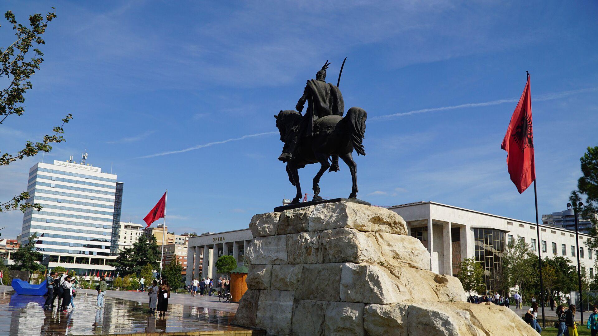 Tirana, Albanija - Sputnik Srbija, 1920, 26.09.2021