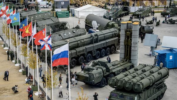 Международный военно-технический форум АРМИЯ-2016. День второй - Sputnik Србија