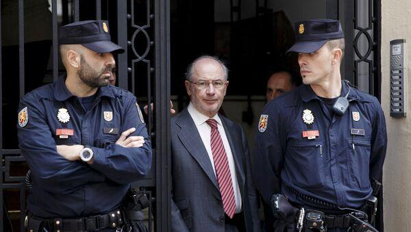 Bivši šef  MMF-a, Rodrigo Rato - Sputnik Srbija