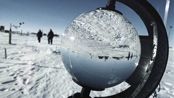Sovjetska antarktička istraživačka stanica Vostok osnovana 16. decembra 1957. - Sputnik Srbija
