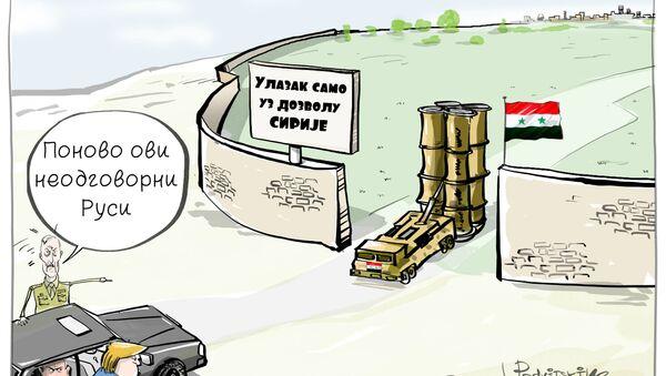 Neodgovorni Rusi - Sputnik Srbija
