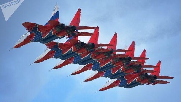 Zašto je MiG-29 i dalje vladar svetskog neba - Sputnik Srbija