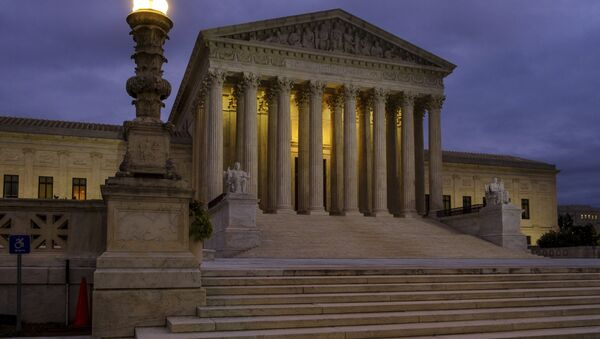 Врховни суд САД у Вашингтону - Sputnik Србија