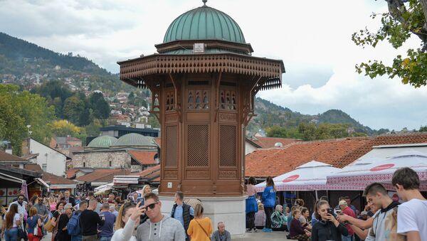 Босна и Херцеговина. Сарајево - Sputnik Србија