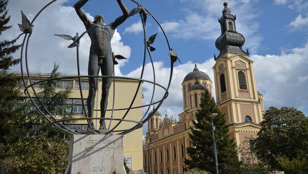 Саборна црква у Сарајеву - Sputnik Србија