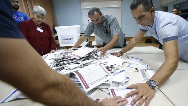 Бројање гласова на изборима у БиХ - Sputnik Србија