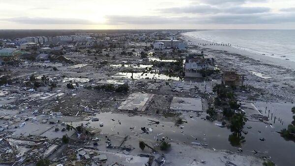 Florida posle Uragana Majkl - Sputnik Srbija