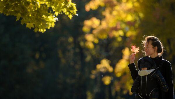 Јесење радости у парку Царицино у Москви - Sputnik Србија