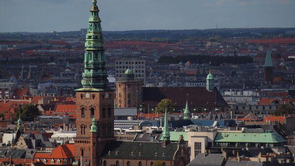 Поглед на Копенхаген - Sputnik Србија