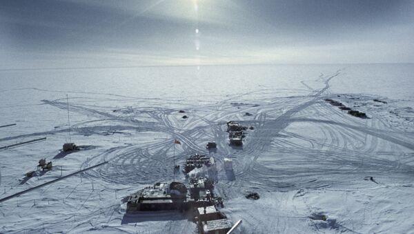 Sovjetska antarktička naučno-istraživačka stanica Vostok - Sputnik Srbija