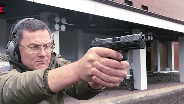 Пиштољ ПЛ-15К - Sputnik Србија