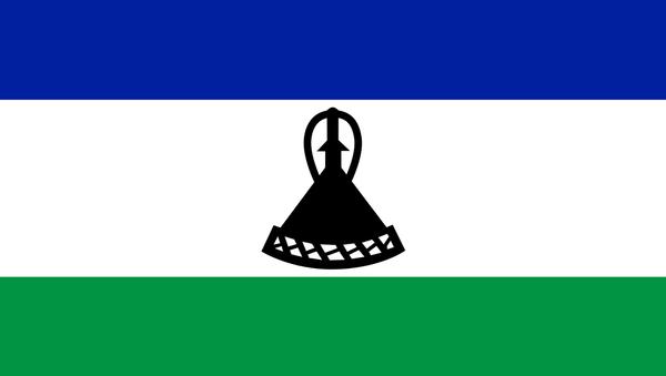 Zastava Kraljevine Lesoto - Sputnik Srbija