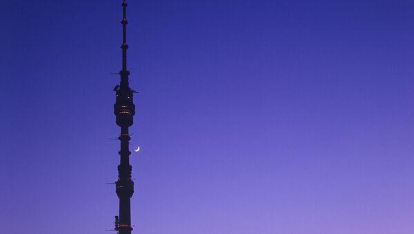Televizijski toranj Ostankino u Moskvi - Sputnik Srbija