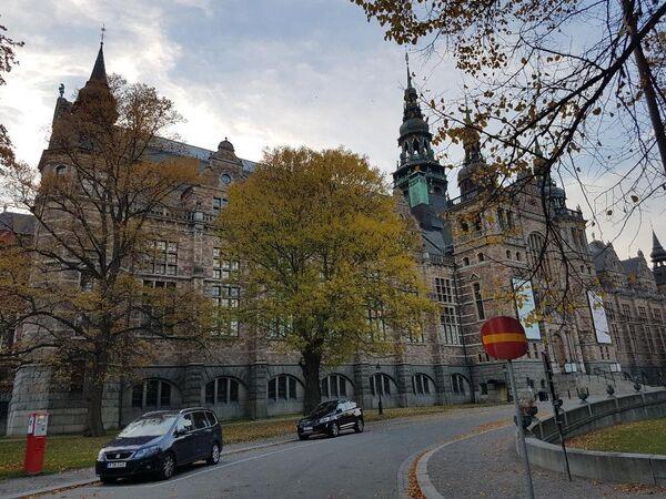 Skandinavski muzej u Stokholmu. Izgrađen je početkom 20. veka, kao kopija rezidencije danskih kraljeva. Poseduje više od miliona eksponata. - Sputnik Srbija