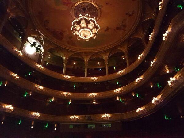 Kraljevska opera u Stokholmu. Ulaznica u ovo raskošno zdanje košta od 25 do 1.000 evra. - Sputnik Srbija