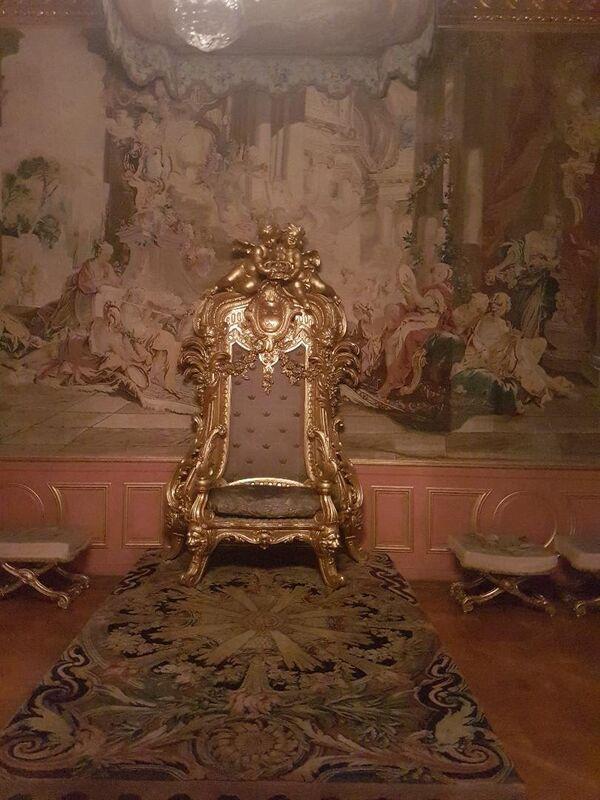 Presto u Kraljevskoj palati u Stokholmu - Sputnik Srbija
