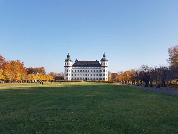 Dvorac Skokloster se nalazi na obali jezera Malaren, na severu Stokholma - Sputnik Srbija