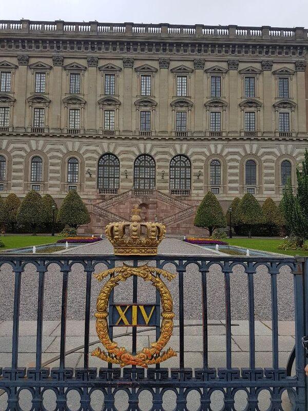 Kraljevski dvorac u starom delu Stokholma (Gamla stanu). - Sputnik Srbija