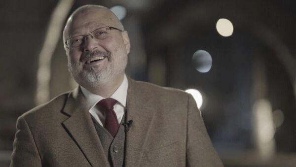 Џамал Хашоги - Sputnik Србија