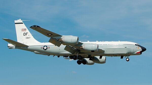 Амерички извиђачки авион РЦ-135У - Sputnik Србија