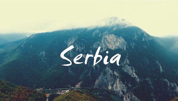 Србија из дрона - очима странца - Sputnik Србија