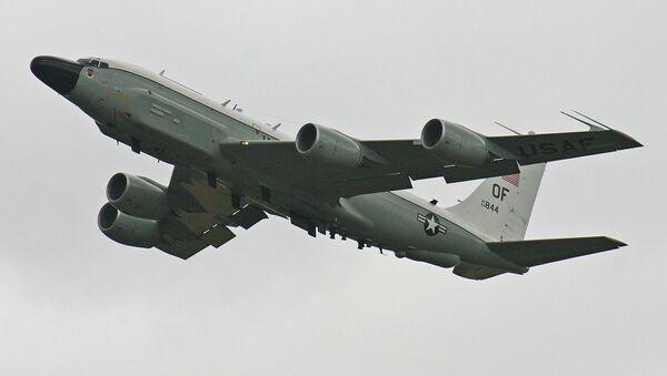 Samolet эlektronnoй razvedki RC-135V - Sputnik Srbija