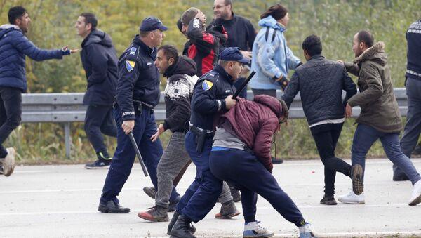 Мигранти  - Sputnik Србија