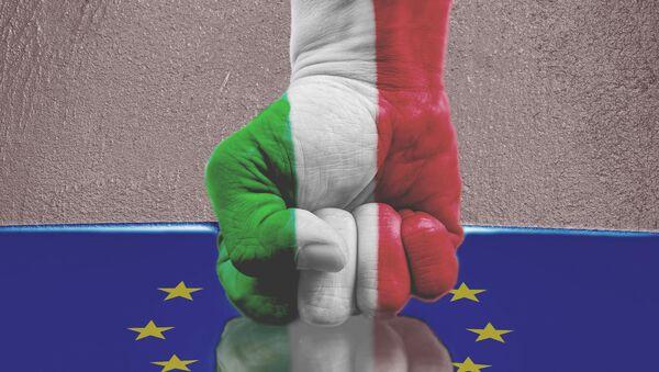 Италија ЕУ - Илустрација - Sputnik Србија