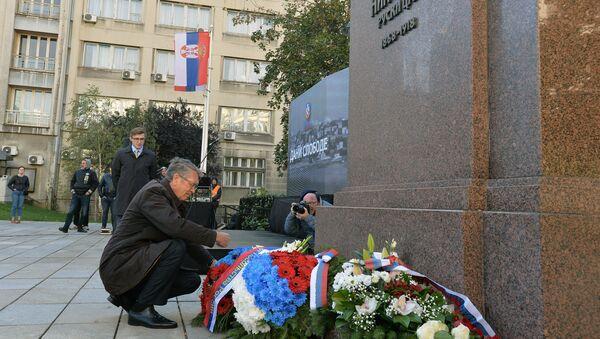 Aleksandar Čepurin - Sputnik Srbija