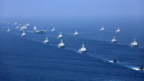 Kineska mornarica - Sputnik Srbija