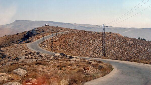 Узвишење Касјун, близу Дамаска, - Sputnik Србија